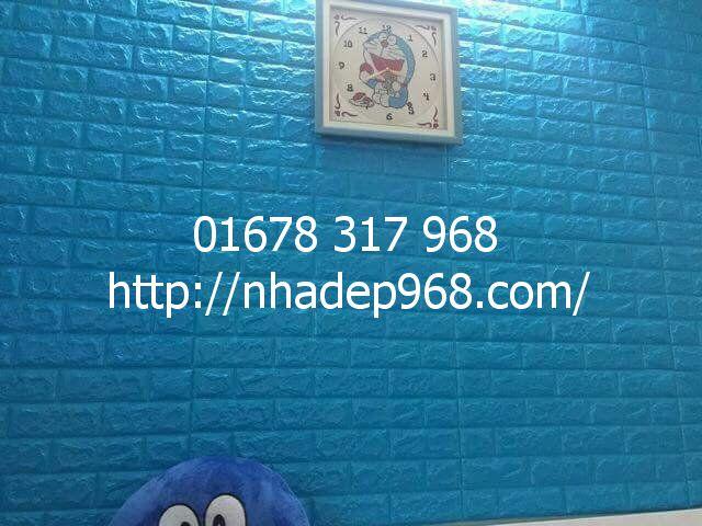 Xốp dán tường 3d bình dương