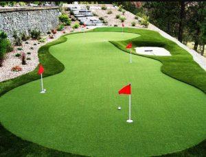 cỏ nhân tạo cho sân golf