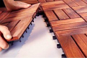 Hướng dẫn tự ghép sàn gỗ tự nhiên