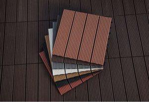 Tấm sàn gỗ composite