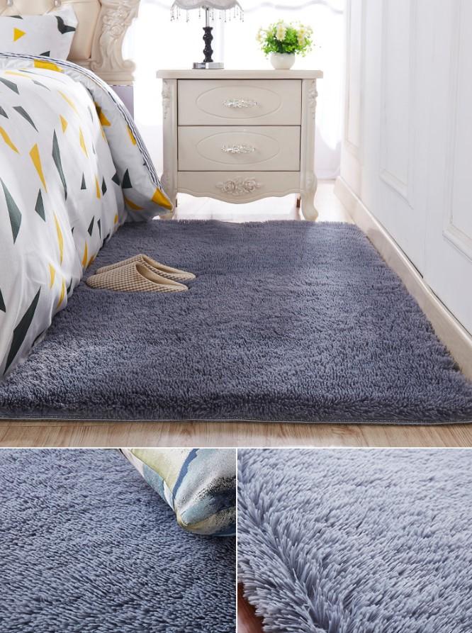 Thảm lót sàn phong ngủ