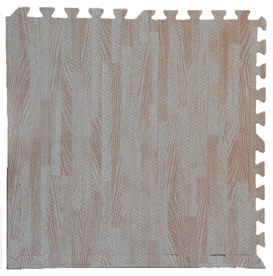 xốp dán tường vân gỗ nhạt